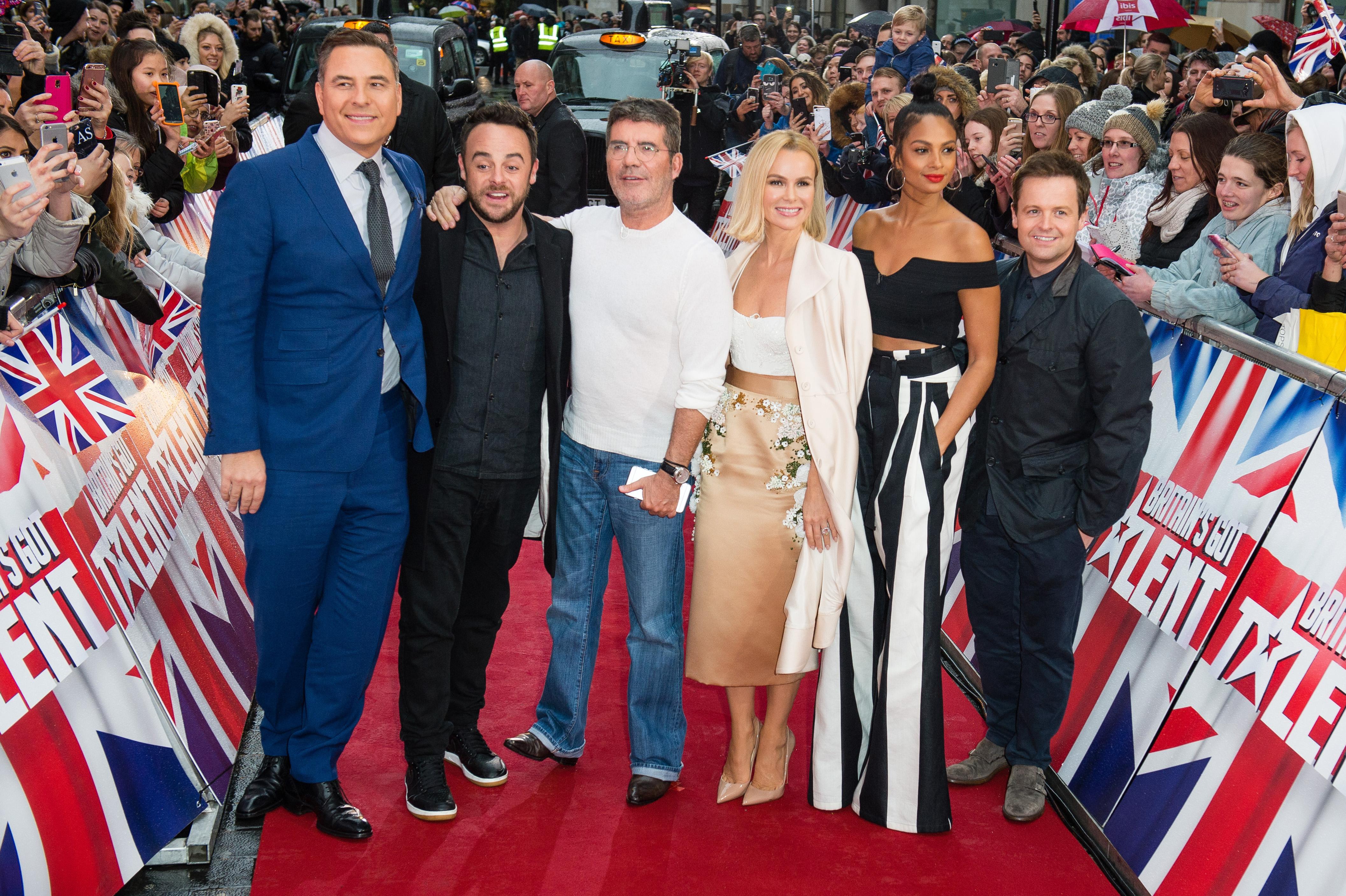 When does Britain's Got Talent start?