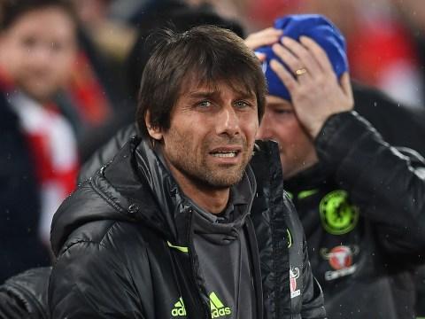 Antonio Conte found Oscar's Chelsea exit 'very strange'