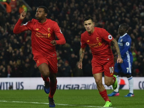 Georginio Wijnaldum warns his Liverpool team-mates beating small sides is the problem