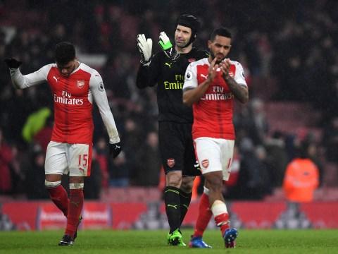 Arsenal goalkeeper Petr Cech may be in Arsene Wenger's firing line, says Martin Keown