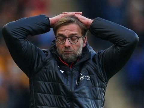 Jurgen Klopp says Liverpool had money to spend in January transfer window