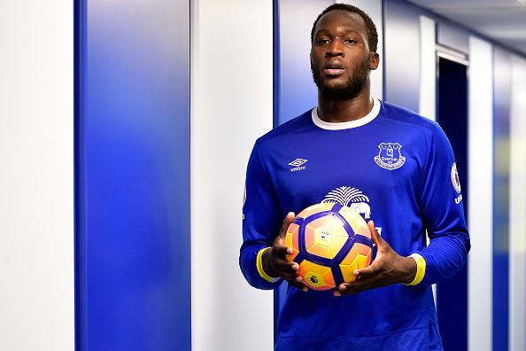 Romelu Lukaku insists he's happy at Everton despite Chelsea speculation