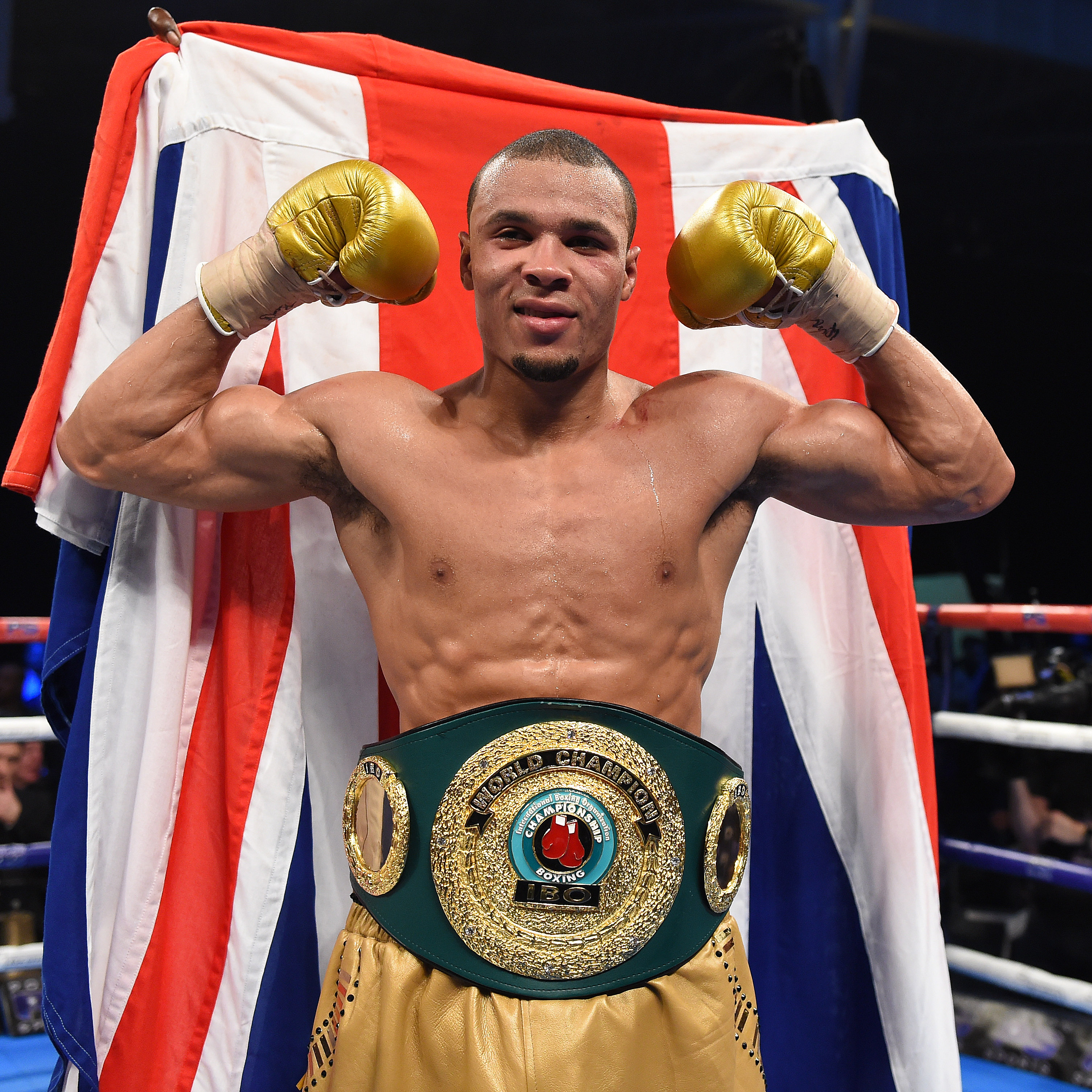 Chris Eubank Jnr warns James DeGale and Gennady Golovkin he is coming for them
