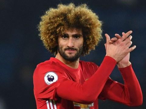 Manchester United's Marouane Fellaini reveals huge show of trust from Jose Mourinho