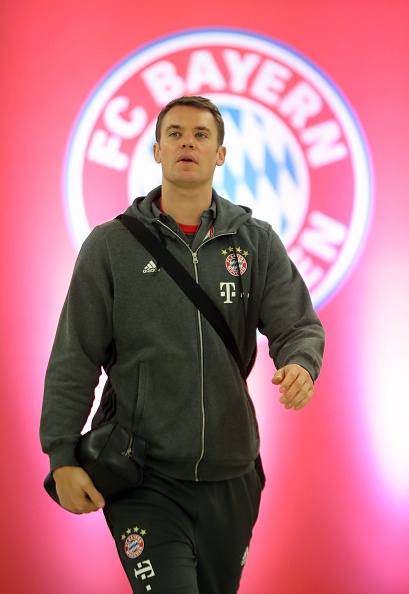 Manuel Neuer reveals just how much he knows about Arsenal – including those 'poorer games'