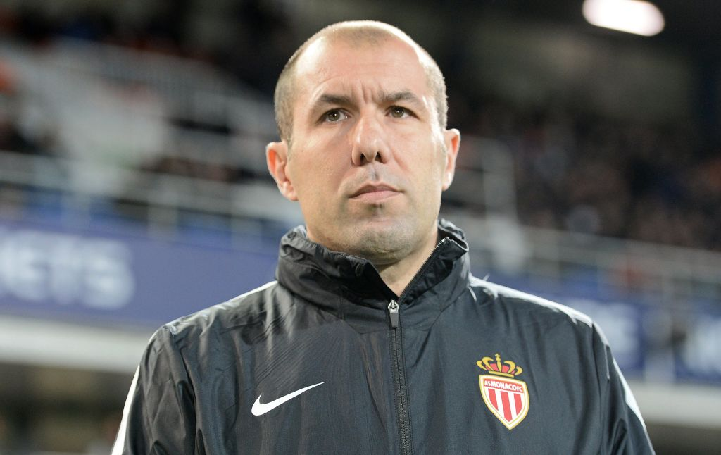 Monaco's Portuguese coach Leonardo Jardim looks on during the French L1 football match between MHSC Montpellier and Monaco, on February 7, 2017 at the La Mosson Stadium in Montpellier, southern France. / AFP / PASCAL GUYOT (Photo credit should read PASCAL GUYOT/AFP/Getty Images)