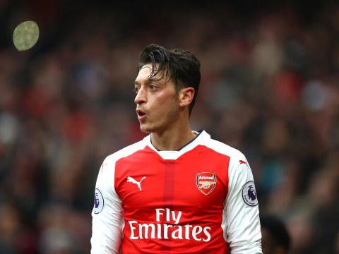 Michael Ballack believes Arsenal's Mesut Ozil was made for Bayern Munich clash