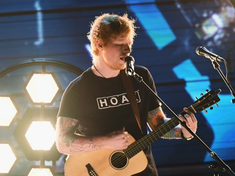 Ed Sheeran denies rumours he's planning to quit music after his Divide tour