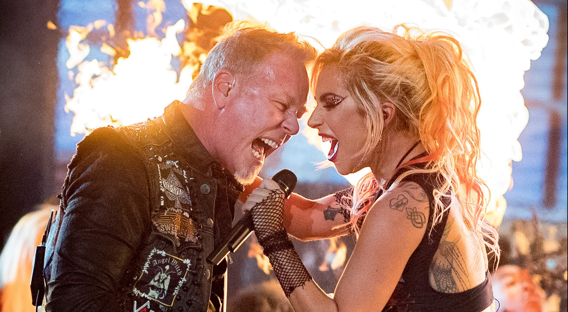 Are Metallica and Lady Gaga set to collaborate again after electric Grammys performance?