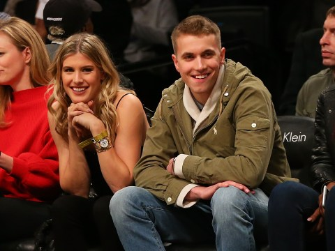 Eugenie Bouchard honours Super Bowl Twitter bet by taking fan on a date