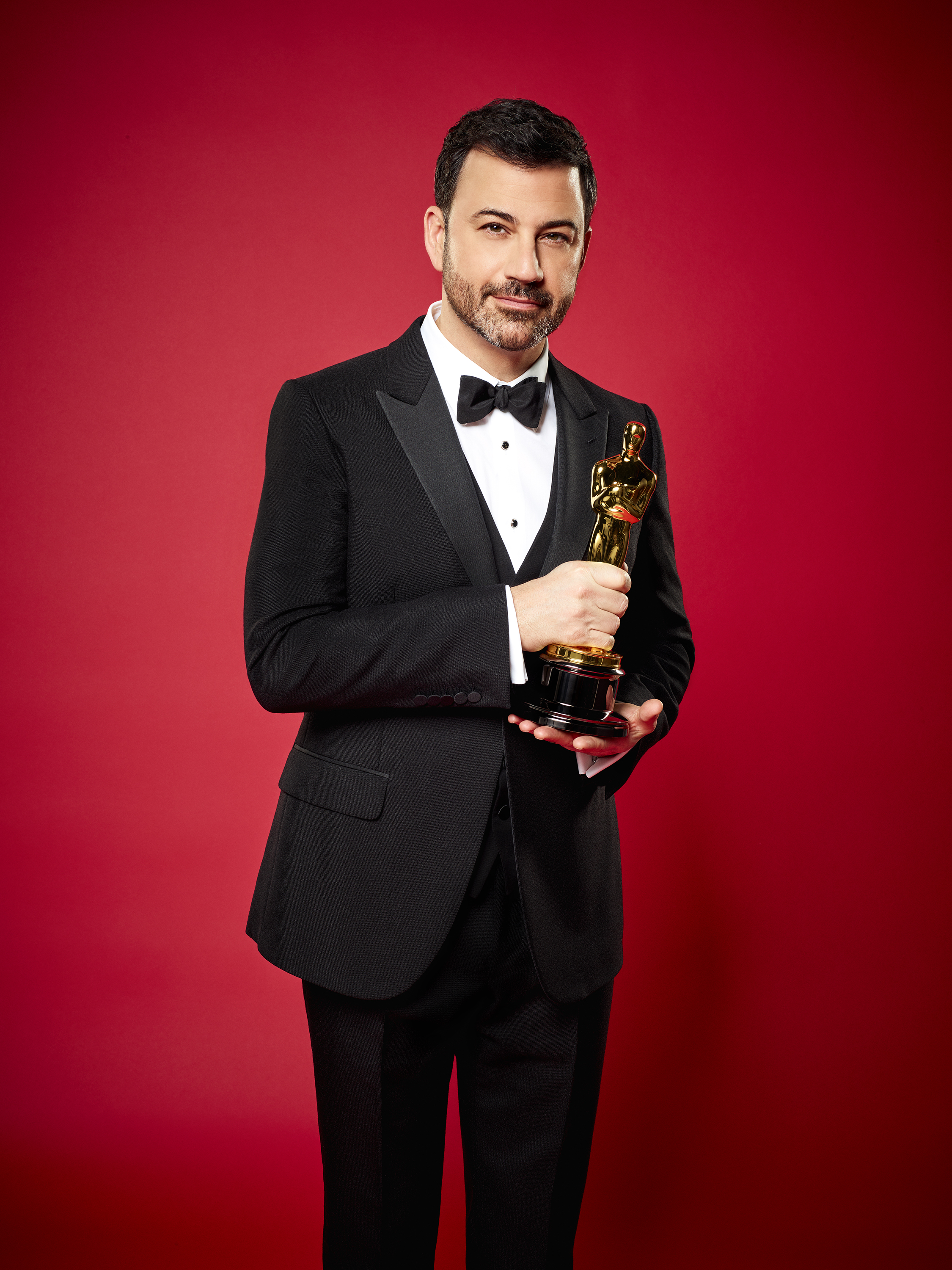 Jimmy Kimmel hosted this year's Oscars and everybody loved it