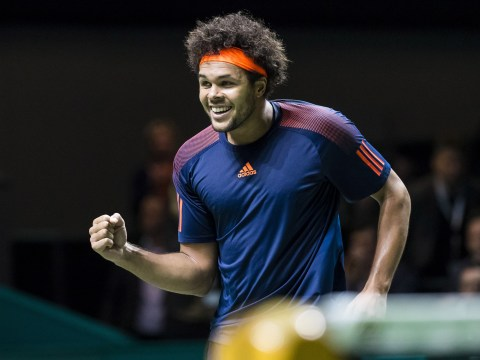 Jo-Wilfried Tsonga rallies to brush aside David Goffin at the Rotterdam Open final