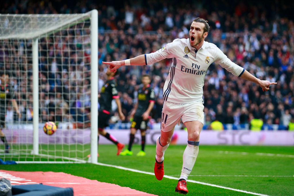 Gareth Bale sends message to Real Madrid fans after crowning comeback with a goal against Espanyol