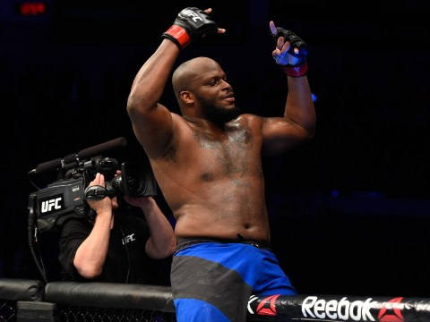 Derrick Lewis takes aim at Travis Browne after knocking out the heavyweight at UFC Halifax