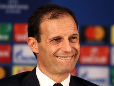 Massimiliano Allegri may struggle to grasp English if he joins Arsenal
