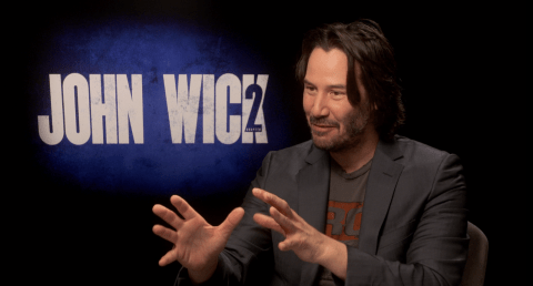 John Wick 2 star Keanu Reeves reveals Bill & Ted 3 is ready to go – there's just one snag