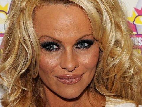 Pamela Anderson looks totally and utterly different after having a massive make-under