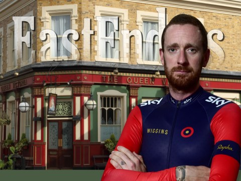 Sir Bradley Wiggins turned down the chance to star in EastEnders