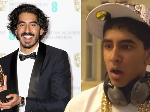 Dev Patel knows exactly what Skins' Anwar would be doing at the 2017 BAFTAs