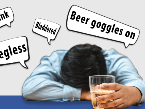 Britain has 3,000 ways to say 'drunk' (here's 100 of them)
