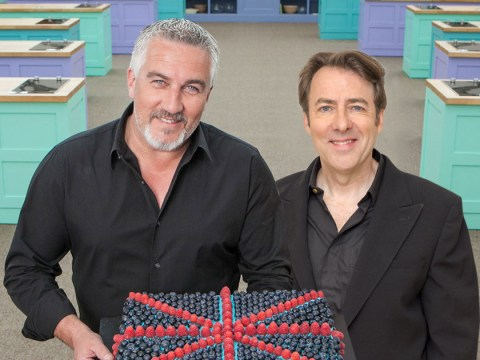 Jonathan Ross is ready and 'available' to judge on Channel 4's Great British Bake Off