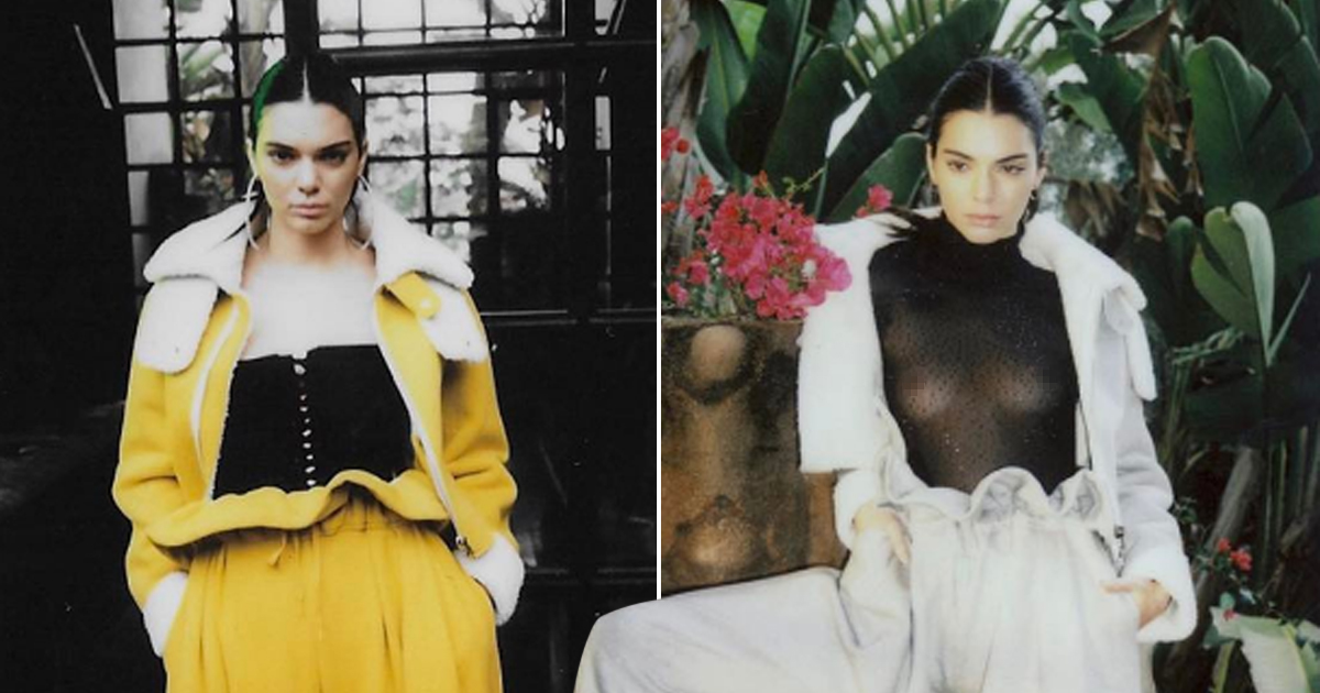 Kendall And Kylie Jenner's Debut Capsule Collection 'Drop One' Is Surprisingly Good Credit: Instagram/kendallandkylie