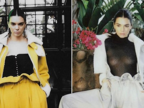 Kendall and Kylie Jenner have just released their first clothing line and it's actually pretty decent