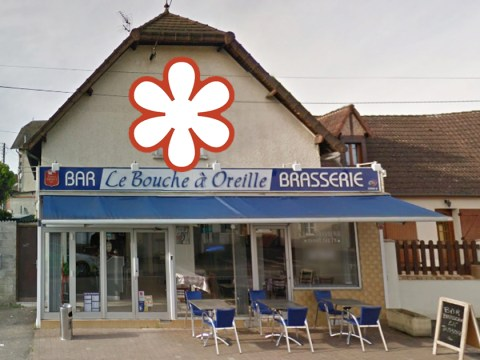 Workmen's café swamped with customers after it was given a Michelin star by mistake