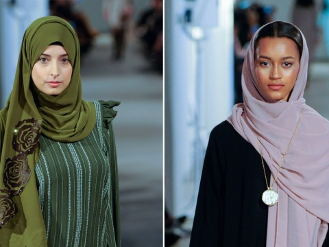 The first ever Muslim-friendly 'modest' fashion show is taking place in London