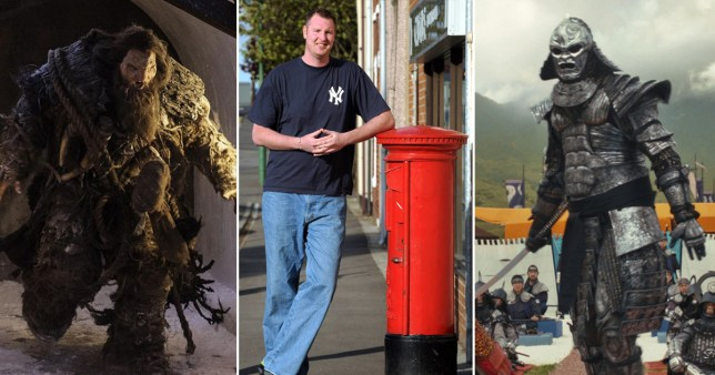 Game Of Thrones actor Neil Fingleton has died aged 36 (Picture: HBO/North News)
