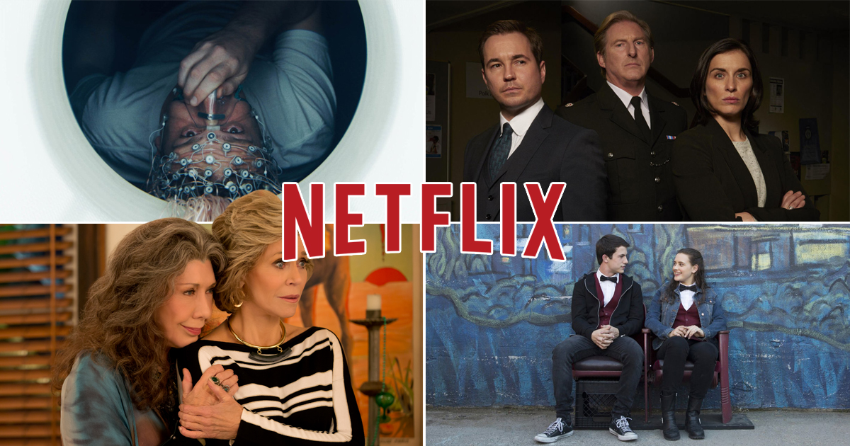 XX top things to watch Netflix March (Jon O'Brien) Credit: Netflix/BBC