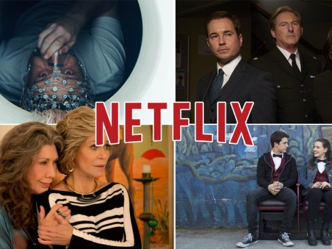 Netflix: 10 best TV shows and films available in March, including Grace and Frankie, Iron Fist and Line of Duty