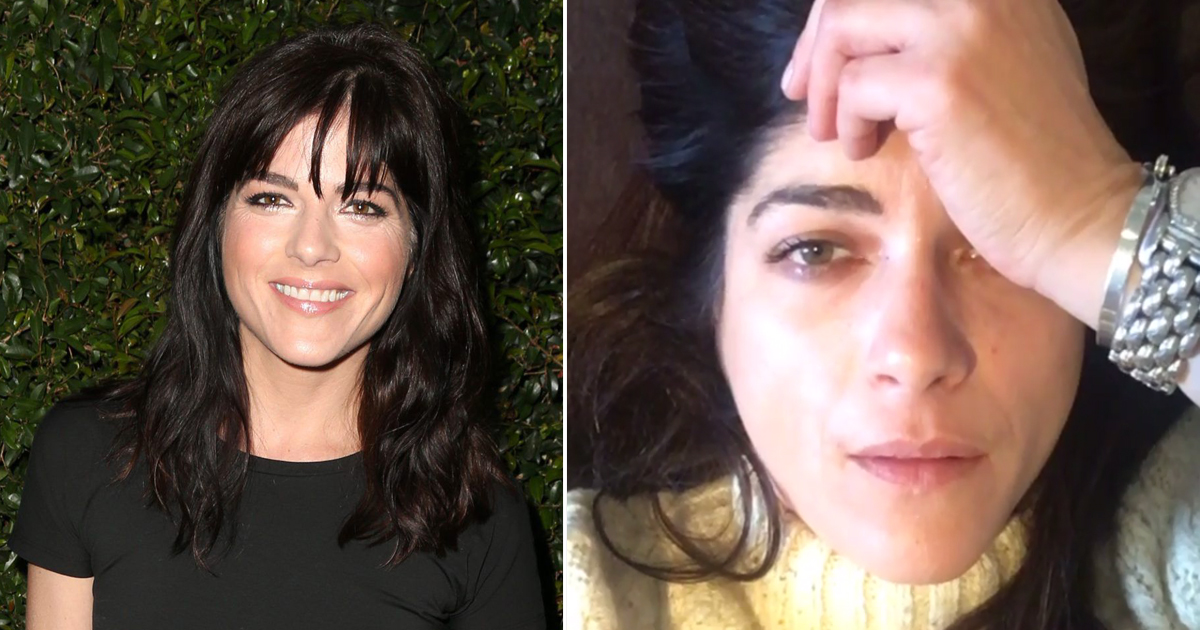 Selma Blair shares troubling photo of her breakdown after petrol station fiasco