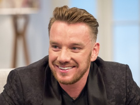 Jamie O'Hara leaves Lorraine Kelly in fits of laughter after accidental innuendo about Bianca Gascoigne