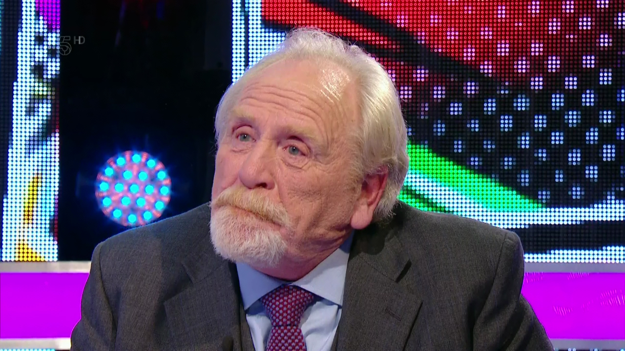 James Cosmo finishes in Fourth place during the final of 'Celebrity Big Brother'. Broadcast on Channel 5HD Featuring: James Cosmo When: 03 Feb 2017 Credit: Supplied by WENN **WENN does not claim any ownership including but not limited to Copyright, License in attached material. Fees charged by WENN are for WENN's services only, do not, nor are they intended to, convey to the user any ownership of Copyright, License in material. By publishing this material you expressly agree to indemnify, to hold WENN, its directors, shareholders, employees harmless from any loss, claims, damages, demands, expenses (including legal fees), any causes of action, allegation against WENN arising out of, connected in any way with publication of the material.**