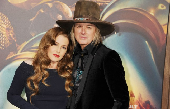 Lisa Marie Presley's kids in care due to indecent images found on husband's computer