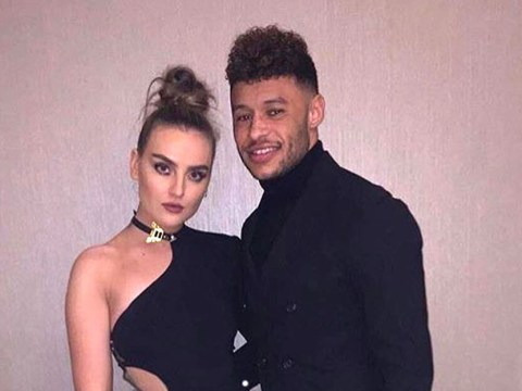 Perrie Edwards declares she wants to spend the rest of her life with Alex Oxlade-Chamberlain