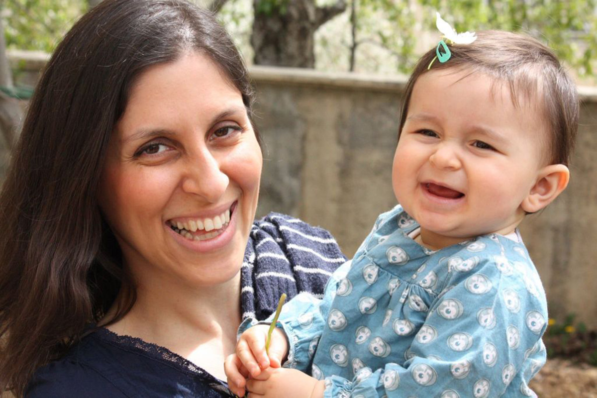 British mum in prison in Iran could be unintended victim of Trump travel ban