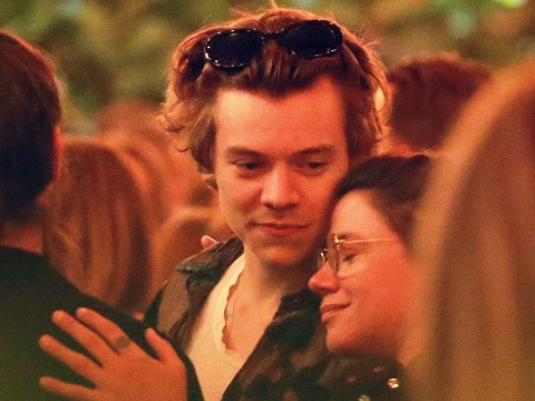 Harry Styles threw a massive party for his 23rd birthday and everyone was there
