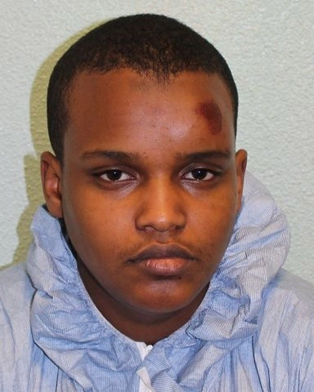 Undated Metropolitan Police handout photo of Zakaria Bulhan, who has admitted killing an American tourist and injuring five other people during a knife rampage in London's Russell Square, the scene of one of the 7/7 bombings. PRESS ASSOCIATION Photo. Issue date: Monday February 6, 2017. See PA story COURTS Attack. Photo credit should read: Metropolitan Police/PA Wire NOTE TO EDITORS: This handout photo may only be used in for editorial reporting purposes for the contemporaneous illustration of events, things or the people in the image or facts mentioned in the caption. Reuse of the picture may require further permission from the copyright holder.