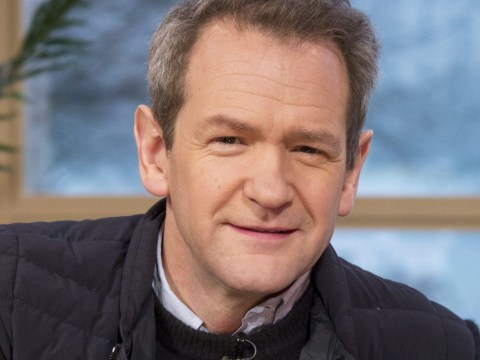 Alexander Armstrong praised by viewers after testicular cancer check live on This Morning