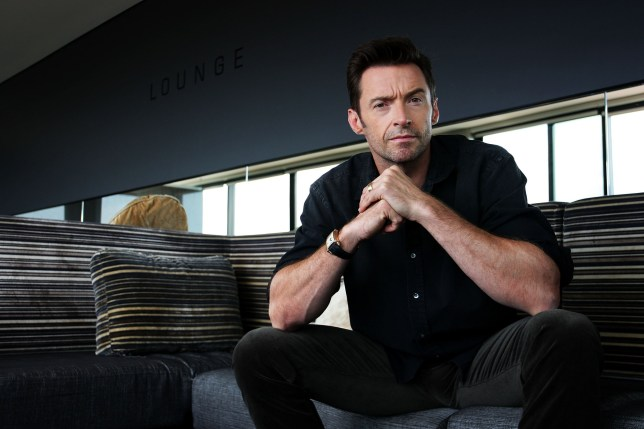 Hugh Jackman has been treated for skin cancer again (Getty)
