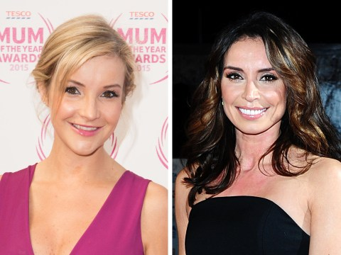 Christine Lampard and Helen Skelton to step in for Lorraine Kelly during her romantic polar trek