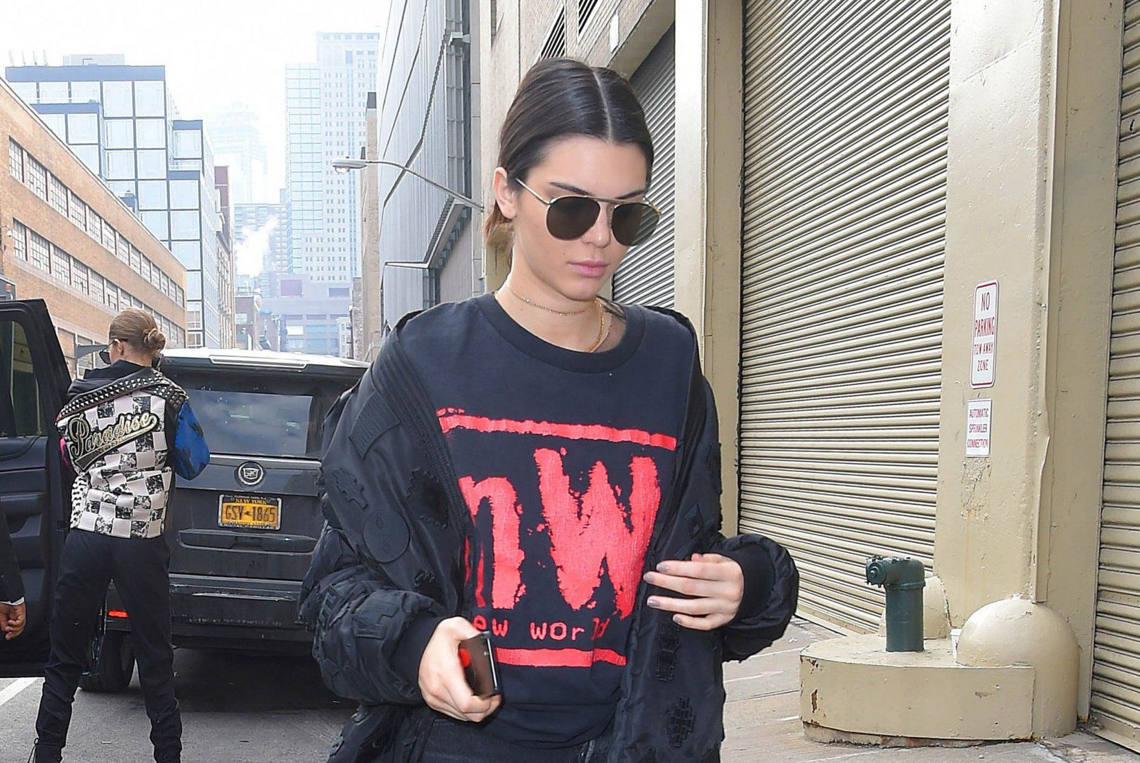Kendall Jenner might have joined the New World Order and people don't know how to feel