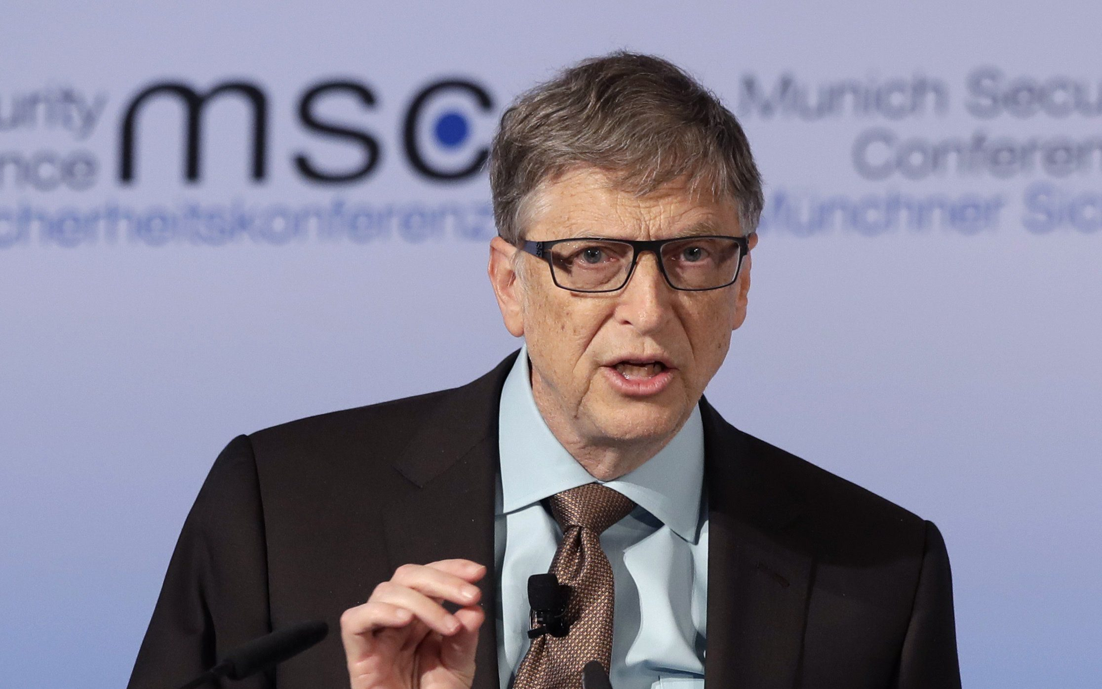 Bill Gates thinks there's going to be a global pandemic that will kill millions
