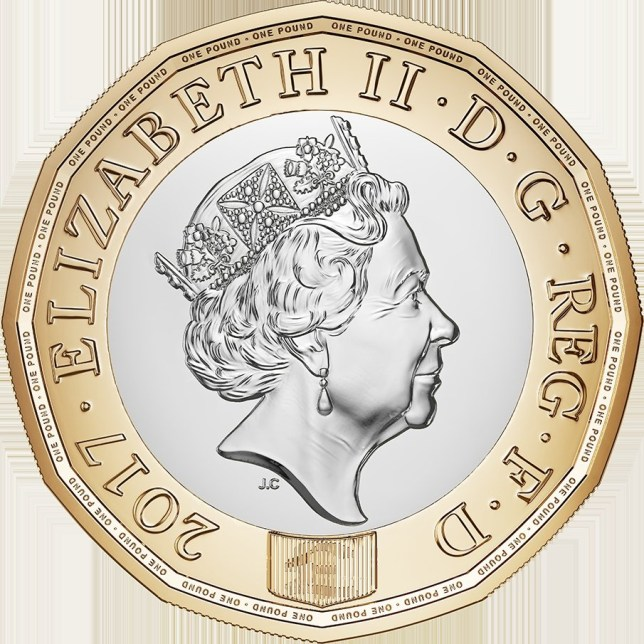 Shops not legally obligated to accept you £1 coins after new 12-sided pound released (Picture: Royal Mint)