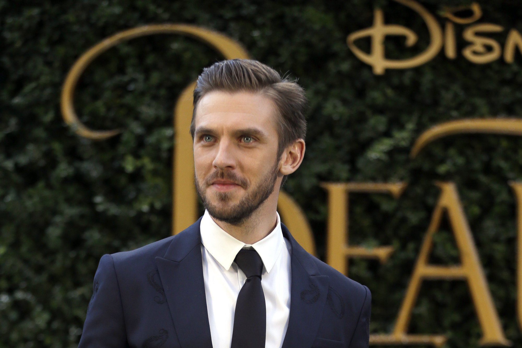 Dan Stevens had to eat four roast dinners a day to play The Beast