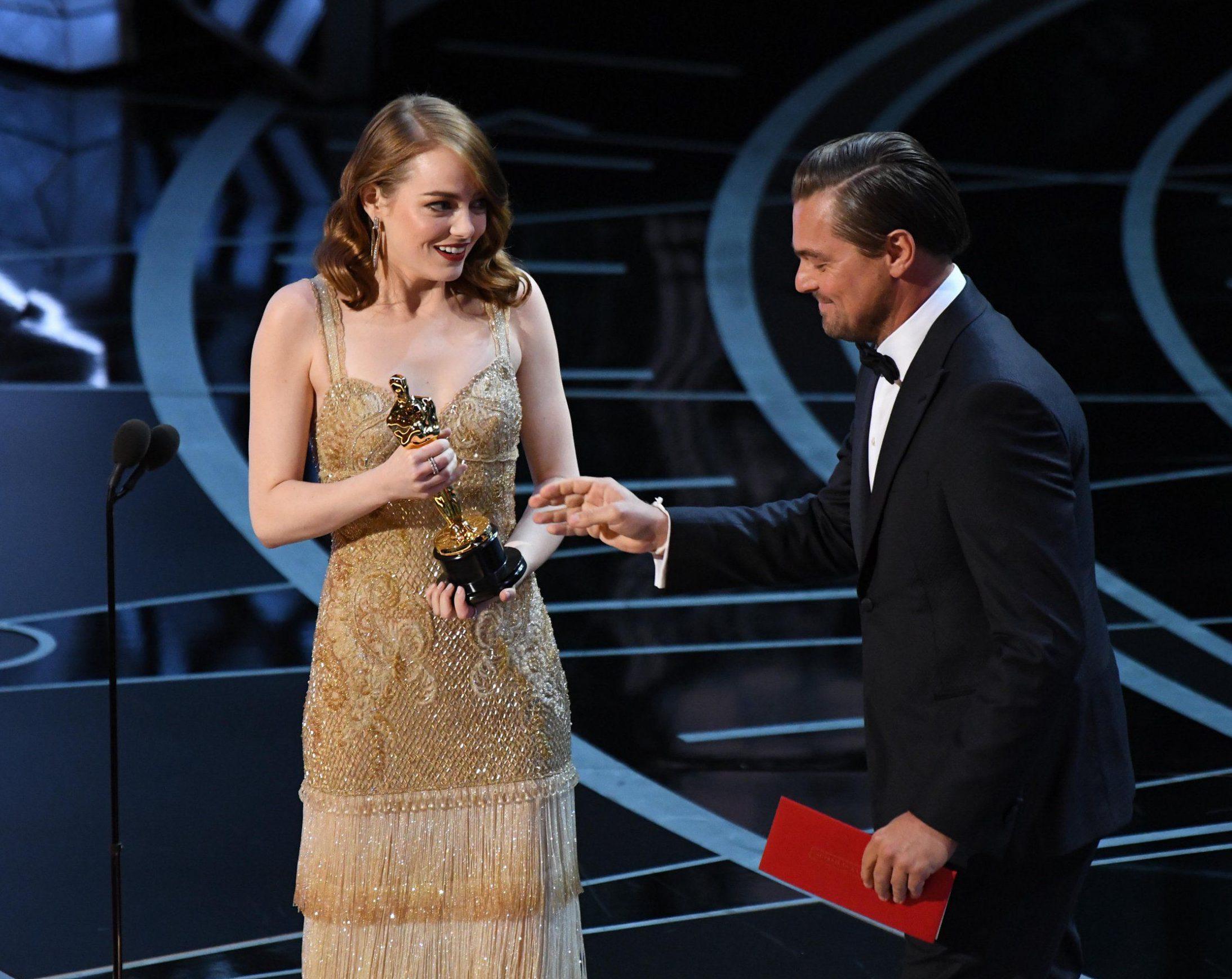 Everyone thinks Leonardo DiCaprio was to blame for Oscars 2017 cock up