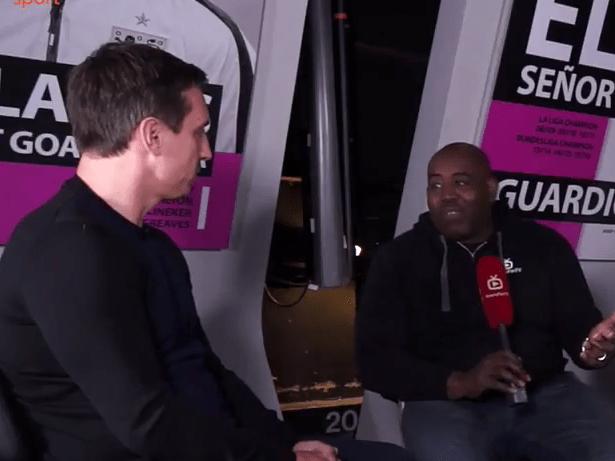 Video: Arsenal Fan TV meets Gary Neville – in full