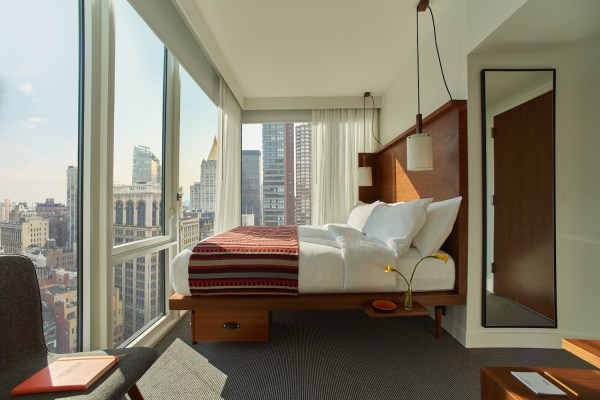 Arlo Nomad Hotel, New York (Picture: Arlo Hotels)